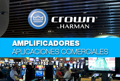 Amplificadores CROWN Serie CDi Conocelos!!