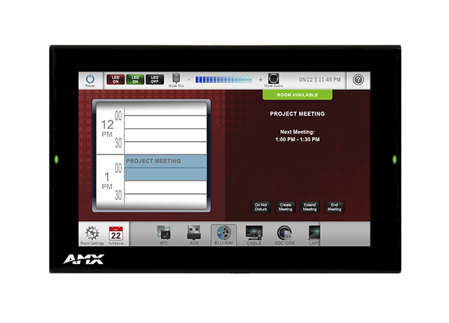 Touch Panels Amx Marca Amx Modelo Msd 701 L2