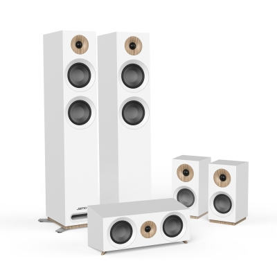 Jamo studio series home cinema system 5.0 blanco