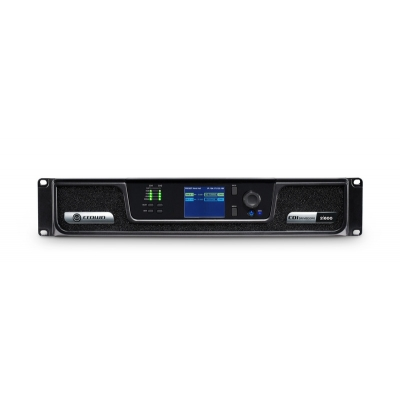 Crown CDI Series 600W per output channel Analog input, 2 channels,  (pieza)Negro