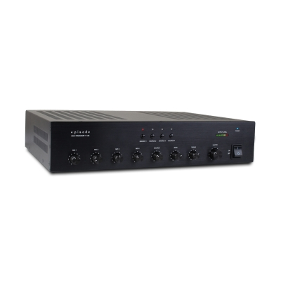 Episode 70V Mixer-Amplifier ,120W (pieza)Negro